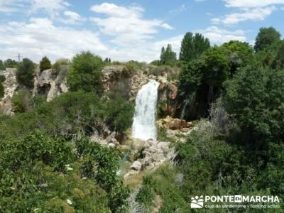 Parque Natural de las Lagunas de Ruidera - Ruidera;sigüenza medieval; excursiones de un día